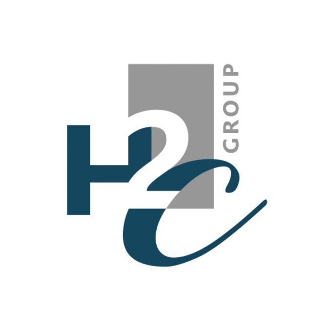 Logo pour une holding