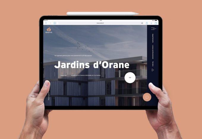 Site web à Mulhouse